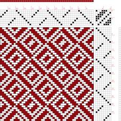 проект изображения: стр. XI, рис. 7, Посселт текстильных журнал, Ноябрь 1912, 8П, 8Т