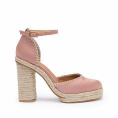 c9c3eae7c0b 21 mejores imágenes de zapatos rosa palo