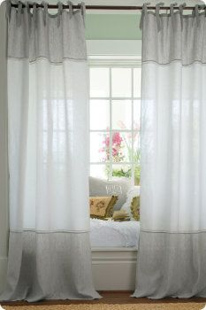 Vintage Inspired Looks Window Treatments Bay Curtains Panels Soft Surroundings