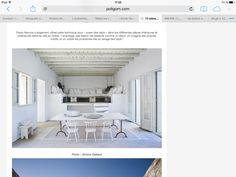 Chaises dépareillées Villa, Mismatched Chairs, Pattern, Villas