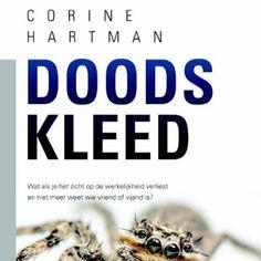 Doodskleed | Corine Hartman: Het vijfde en laatste deel van deze serie, waarin Jessy daarmee harder dan ooit mee wordt geconfronteerd met…