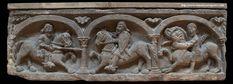 11th century SERES ALADOS EN EL ROMÁNICO ARAGONÉS