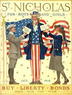 St. Nicholas Magazine, October 1918.