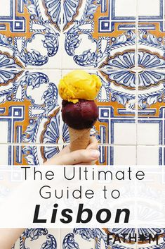 Fathom's city guide to Lisbon, Portugal.