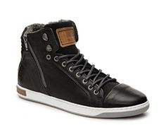 Bullboxer Matheos Mid-Top Sneaker
