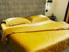 The Milan hotel will offer a gold bed and protection