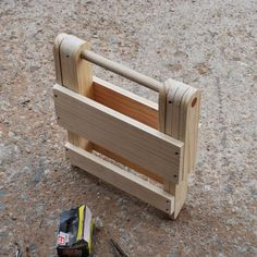 Folding Wooden Camp Chair Plans