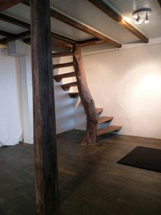My home made staircase @ Norway.