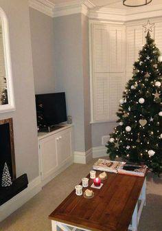 Cornforth White Boho Living Room, Living Room Grey, Wall Colors, Colours, Cornforth White, Farrow Ball, Bedroom Colors, Grey Walls, Bohemian Decor