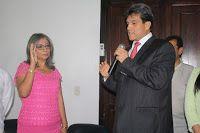 Noticias de Cúcuta: Claudia Elizabeth Toloza Martínez, asumió la recto...