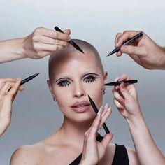 Makeup News, Liquid Liner, Huda Beauty, Easy, Halloween Face Makeup