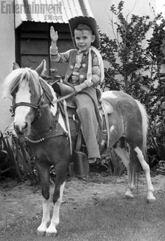I have a similar picture of myself on a pony.  A very fond memory of my childhood. There is a funny story my mom would love to tell to anyone that would listen.