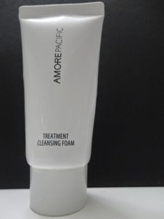Review: AmorePacific Treatment Cleansing Foam