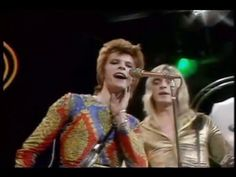 """""""Starman"""" on 'Top of the Pops' (1972) 