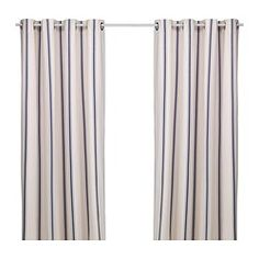 Curtains & Blinds - IKEA {family room?}