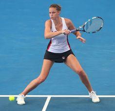 Blog Esportivo do Suíço:  Pliskova começa bem o ano, Bouchard eliminada em Brisbane