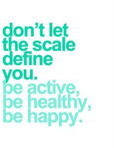 lifestyle veranderen, strijd tegen de kilo's, afvallen, weegschaal, blog