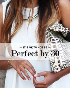 It's OK to Not Be Perfect by 30 ~ Levo LeagueLevo LeagueMagnifying GlassLevo LeagueMagnifying GlassSocialSocialX ThinXSocialSocialSocialSocialSocialSocialSocialSocialSocialEnvelopeSocialSocialSocialSocialSocial Turning 30, Leadership, Successful Women, It Goes On, Powerful Women, Be Perfect, Strong Women, Good To Know, Business Women