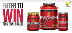 Enter to win the N.O.-Xplode Giveaway from BSN!