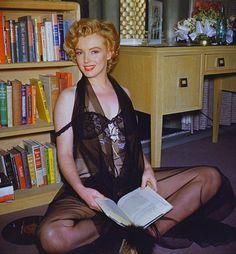 Marilyn Monroe and the Camera: бесконечный материал. Часть 144: humus