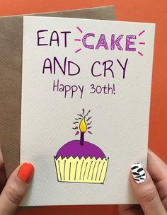 291th Pinterest 30th birthday cards Handmade birthday cards