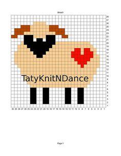 Ravelry: From me to Ewe pattern by Tatyana Chambers