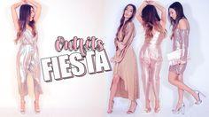 10 IDEAS para vestir estas FIESTAS || OUTFITS DE FIESTA || Especial Navi...