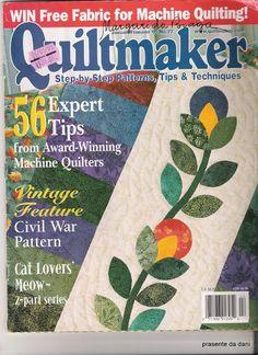 Quiltmaker - rosotali roso - Álbuns da web do Picasa