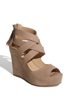 ugh after all the chit chat i want a solid pair of nude wedges