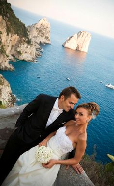 My favorite couple, wedding in Italy <3 so beautiful