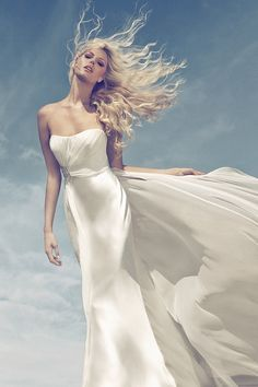 :::: Luv to Look ::: 'Cuz there's beauty in everything: Bride in the wind