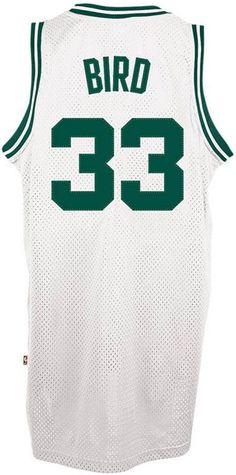 334b37c9dc4 adidas Men's Larry Bird Boston Celtics Retired Player Swingman Jersey #NBA#larry  bird