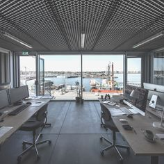 The Arcgency Pop-Up Shipping Container Offices