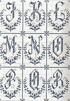 Gallery.ru / Фото #33 - Sajou Passion des Alphabets Anciens - Orlanda