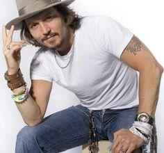 Johnny Depp...celebrity crush #7