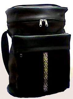 bolso porta termo de eco cuero - mv cueros (447) Belt, Fashion, Bag Tutorials, Backpack Purse, Accessories, Belts, Moda, Waist Belts, Fashion Styles