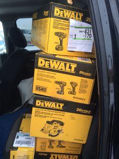 Dewalt tools for the shop  Sommbeer.com