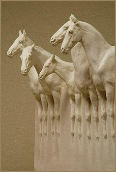 """Magic of Horses,"" Susan Leyland"