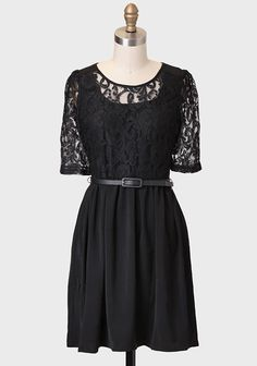 Height Of Luxury Lace Detail Dress
