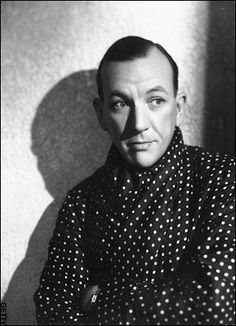 Noel Coward - English playwright, composer, director, actor and singer