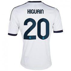 Higuaín del Real Madrid 2012/13 Camiseta futbol [788] - €16.87 : Camisetas de futbol baratas online!