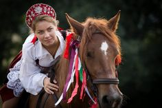 Folklore, Horses, Culture, Traditional, Red, Animals, Black, Animales, Animaux