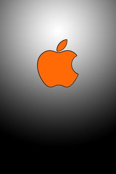 orange apple iphone logo - Bing images