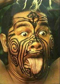 NIEUW-ZEELAND maoridanser