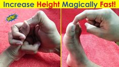 Acupressure Points To Grow Height Naturally In This Article . you will learn how you can increase height naturally by stimulating certain acupressure points in your body. Here are some valid reasons why acupressure works in height growth: Gym Workout For Beginners, Gym Workout Tips, Fitness Workout For Women, Workouts, Boxing Workout, Health And Fitness Articles, Good Health Tips, Natural Health Tips, Increase Height Exercise