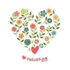 Logo personalizado para dar la bienvenida a la #Primavera
