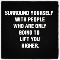 Daily inspiration - surround yourself with like minded people! #success