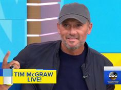 """Tim McGraw Talks About His New Movie, """"The Shack,"""" Writing a Song With Faith Hill & Their Upcoming Soul2Soul Tour"""