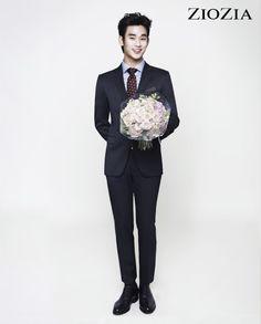 Kim Soo Hyun (김수현) for ZIOZIA (지오지아) 2012 F/W #20 #KimSooHyun #SooHyun #ZIOZIA