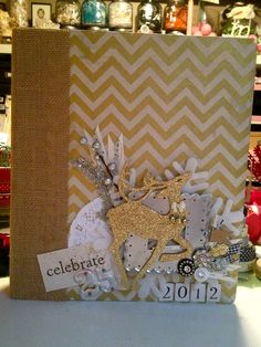 December Daily 12. This is a cool idea. Use the monthly journals year after year!